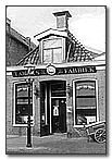 Douwe Egberts first store De Witte Os in 1753